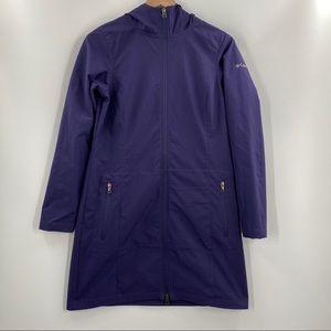 Columbia- Weekday Wanderer Long Softshell Jacket